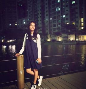 Shivani Pathak height