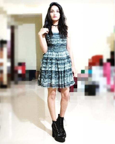 mystery girl rcb kkr match Shivani Pathak