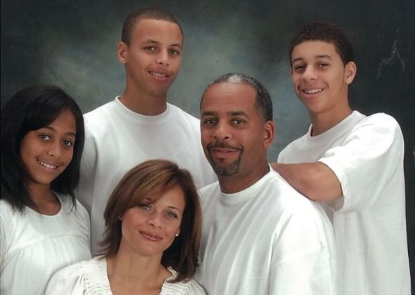 sydel-curry-family