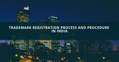 Trademark Registration Process and Procedure in India