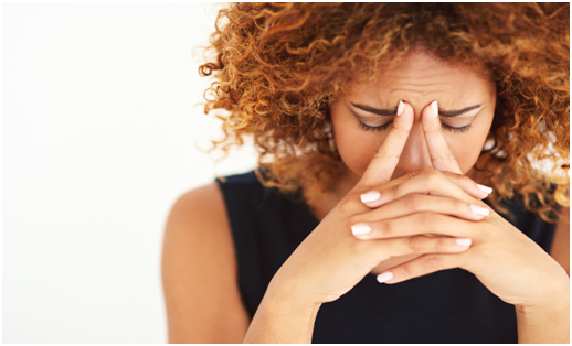 Alarming Signs That Depression or Mental Stress Cause Your Hair to Fall Out