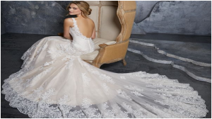 DIFFERENT WAYS TO LOOK STUNNING IN A WEDDING DRESSES