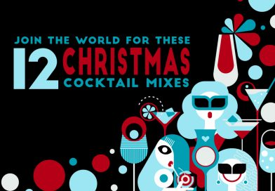 Join the World for These 12 Christmas Cocktail Mixes