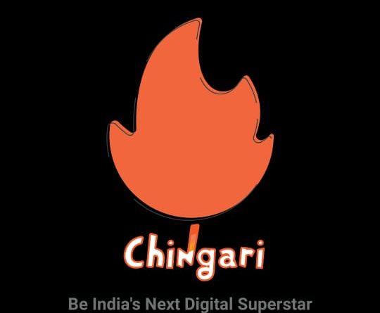 Indian App Chingari