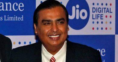 Mukesh Ambani, Billionaire Mukesh Ambani