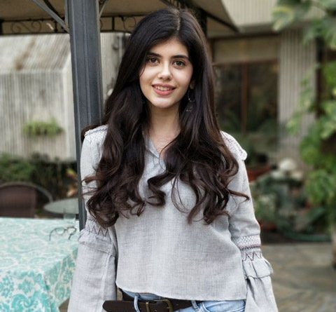 wikipedia of sanjana sanghi